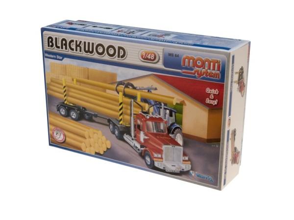 SEVA Monti System 64 Auto WS BLACKWOOD MS64 0107-64