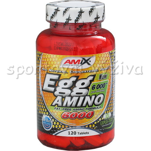 EGG Amino 6000 120 tablet