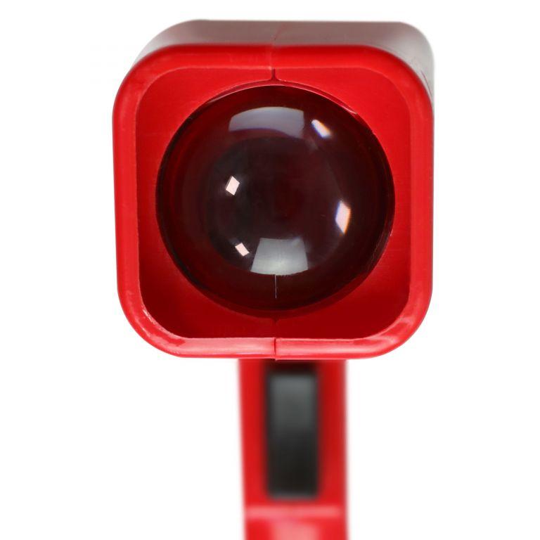 TIMBERTECH Stroboskopická lampa 12 V, univerzální