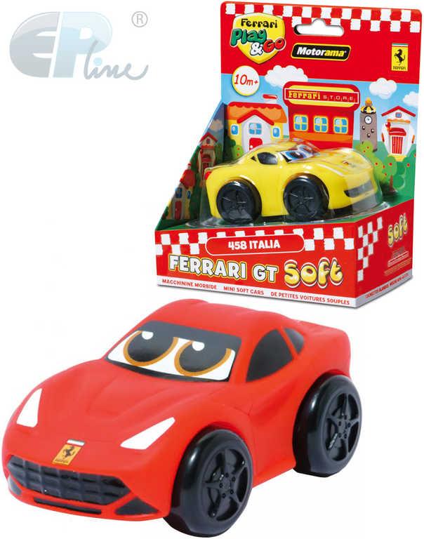 EP Line Baby autíčko Ferrari GT na baterie pro miminko - 2 barvy