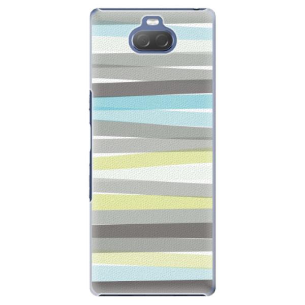 Plastové pouzdro iSaprio - Stripe - Sony Xperia 10 Plus