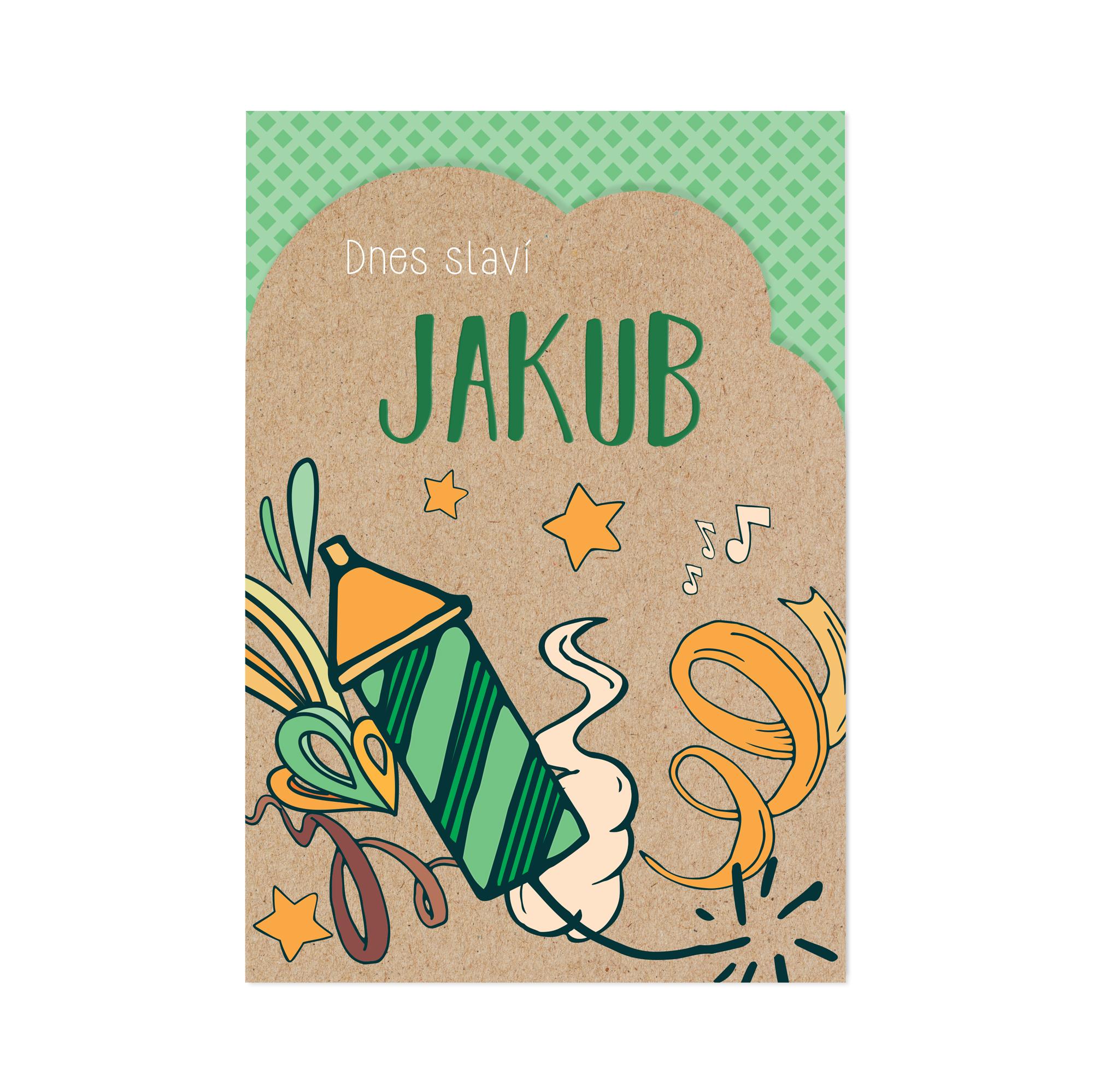 Přání - Jakub