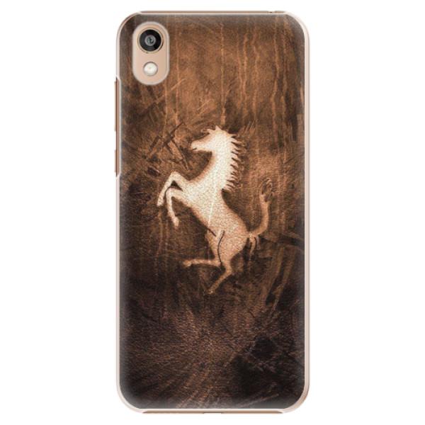 Plastové pouzdro iSaprio - Vintage Horse - Huawei Honor 8S