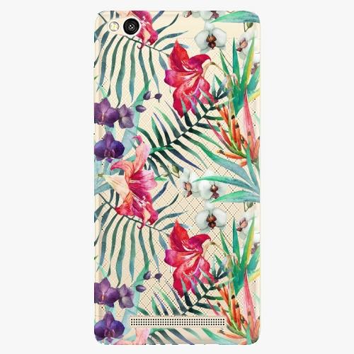 Plastový kryt iSaprio - Flower Pattern 03 - Xiaomi Redmi 3