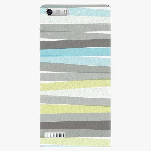 Plastový kryt iSaprio - Stripes - Huawei Ascend G6