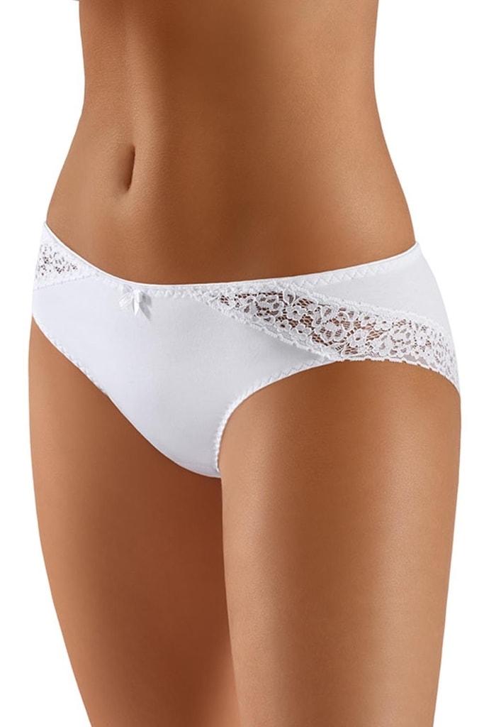 Dámské kalhotky 094 white - L