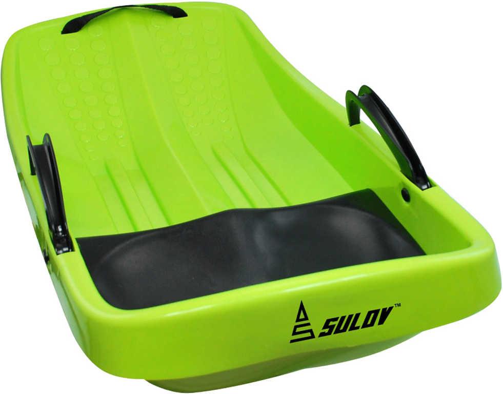 SULOV Extreme Boby dětské Šampion světle zelené se sedátkem a popruhem