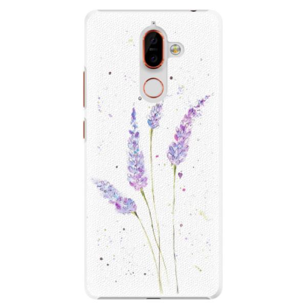 Plastové pouzdro iSaprio - Lavender - Nokia 7 Plus