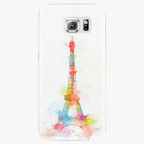 Plastový kryt iSaprio - Eiffel Tower - Samsung Galaxy S6