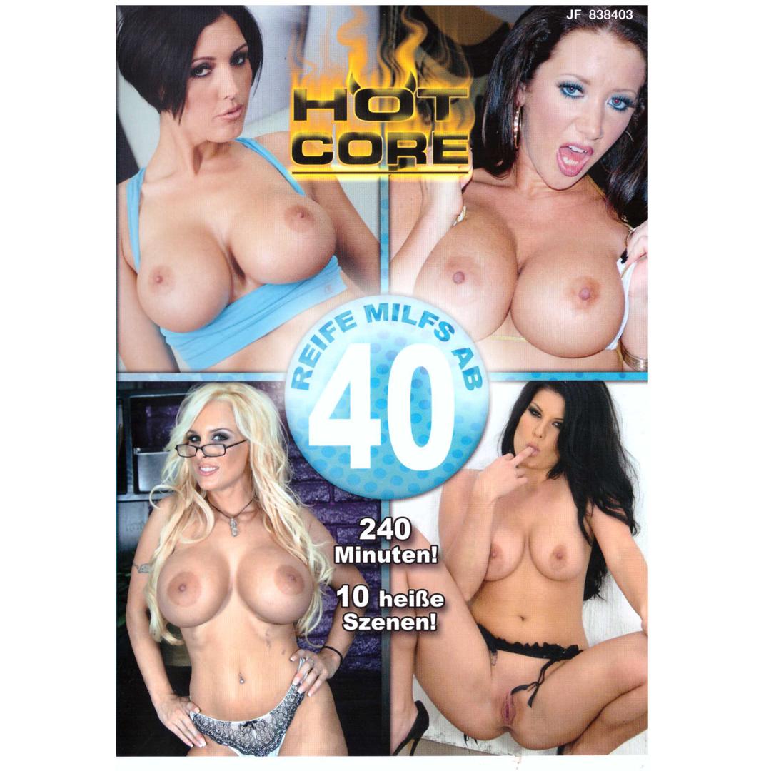 DVD - Reife MILFs ab 40 - V nejlepším věku <br /> 4 HODINY, DVD