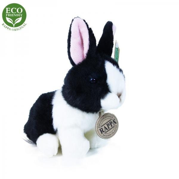 Plyšový králík sedící 16 cm ECO-FRIENDLY