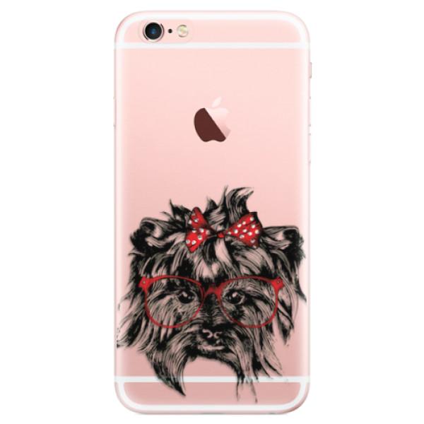 Odolné silikonové pouzdro iSaprio - Dog 03 - iPhone 6 Plus/6S Plus