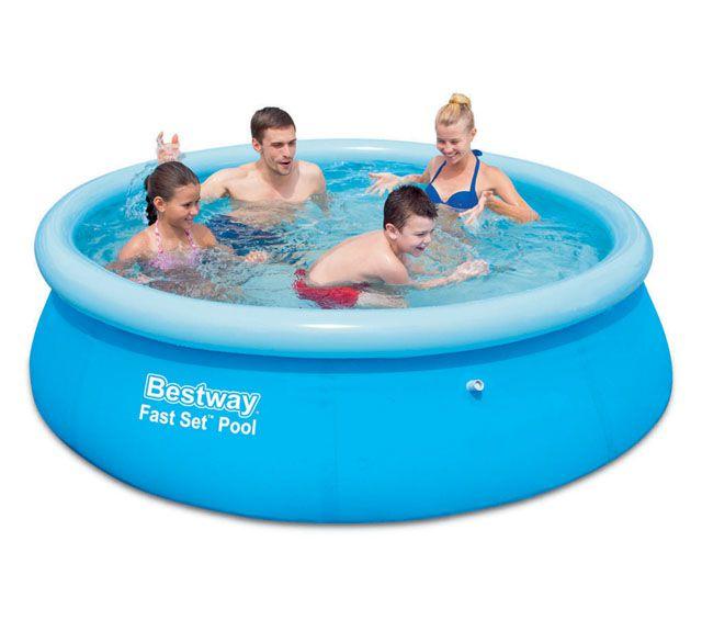 Samostavěcí bazén 244x66cm