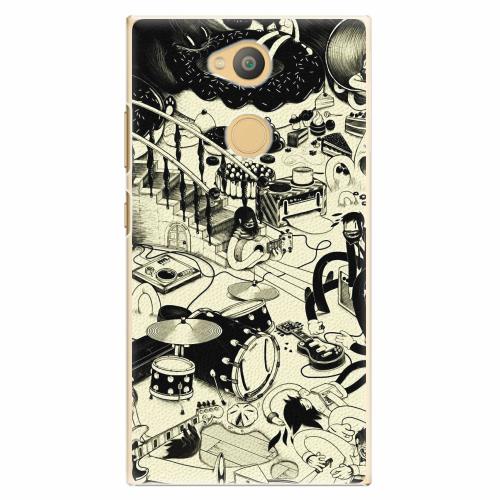 Plastový kryt iSaprio - Underground - Sony Xperia L2