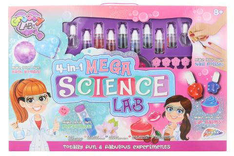 Vědecká laboratoř 4v1
