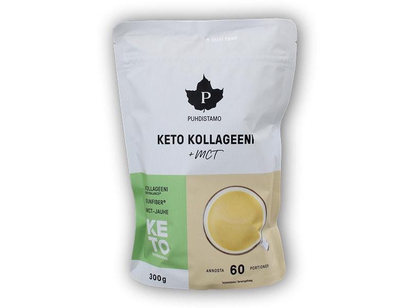 Keto Collagen + MCT 300g