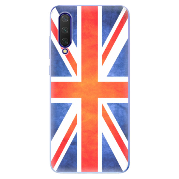 Odolné silikonové pouzdro iSaprio - UK Flag - Xiaomi Mi 9 Lite