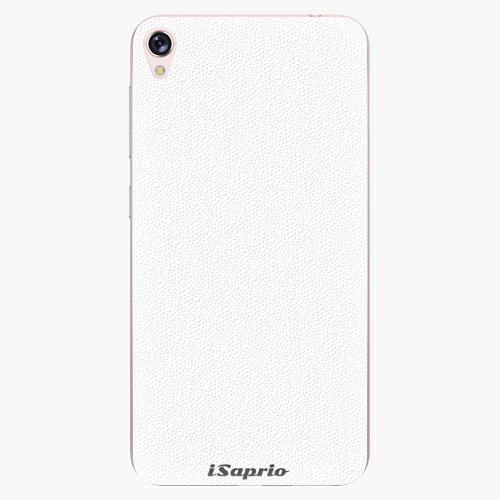 Plastový kryt iSaprio - 4Pure - bílý - Asus ZenFone Live ZB501KL