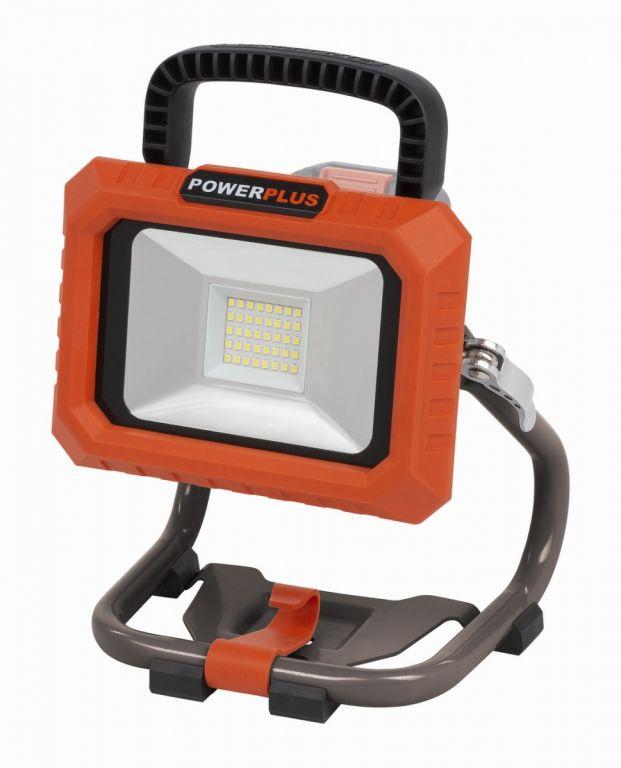 Powerplus svítilna 20 V, bez baterie