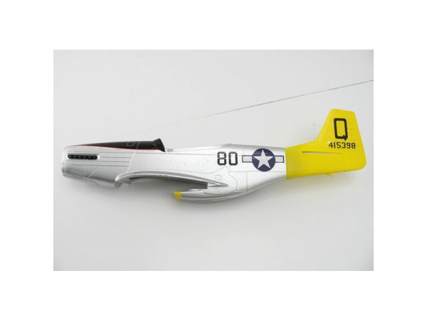 5H011, fuselage set, Mini mustang P51D, art-tech, trup modelu
