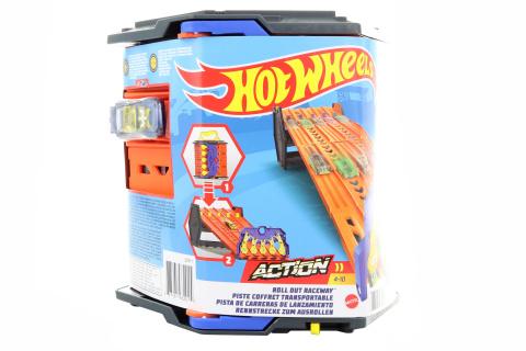 Hot Wheels Otáčící se závodní dráha GYX11