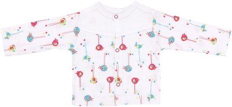 Bavlněná košilka Bird - 56 (1-2m)