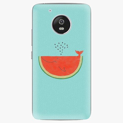 Plastový kryt iSaprio - Melon - Lenovo Moto G5