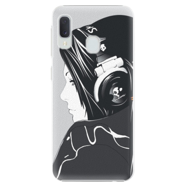 Plastové pouzdro iSaprio - Headphones - Samsung Galaxy A20e
