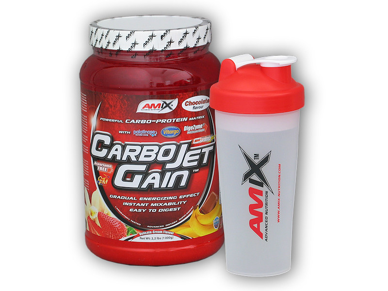 CarboJet Gain 1000g +