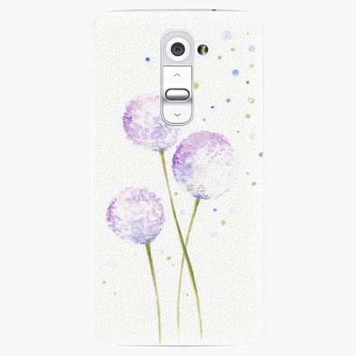 Plastový kryt iSaprio - Dandelion - LG G2 (D802B)