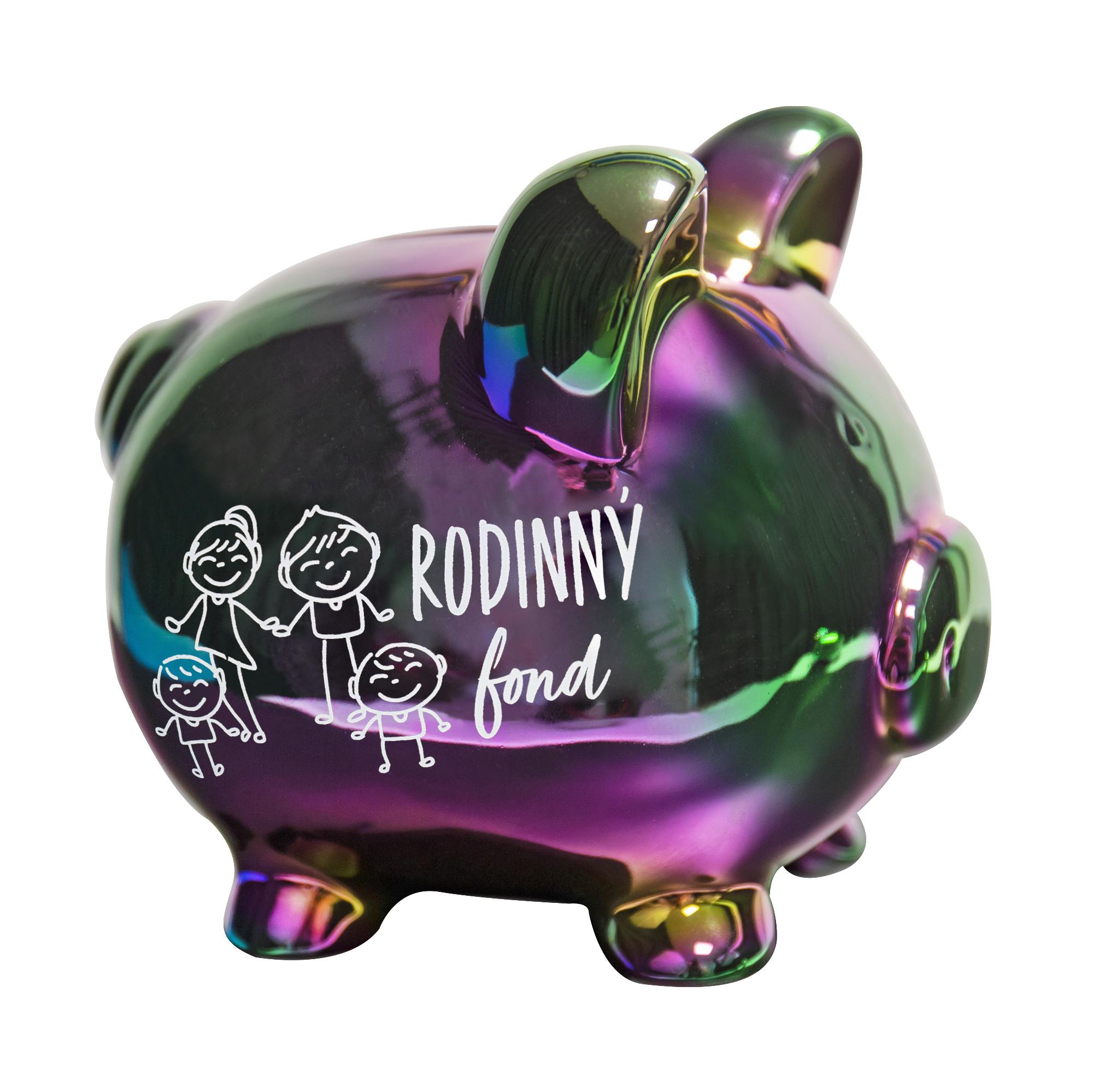 Prasátko - Rodinný fond