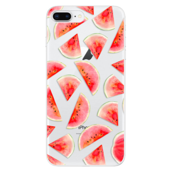 Odolné silikonové pouzdro iSaprio - Melon Pattern 02 - iPhone 8 Plus