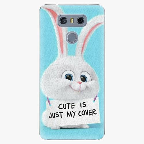 Plastový kryt iSaprio - My Cover - LG G6 (H870)