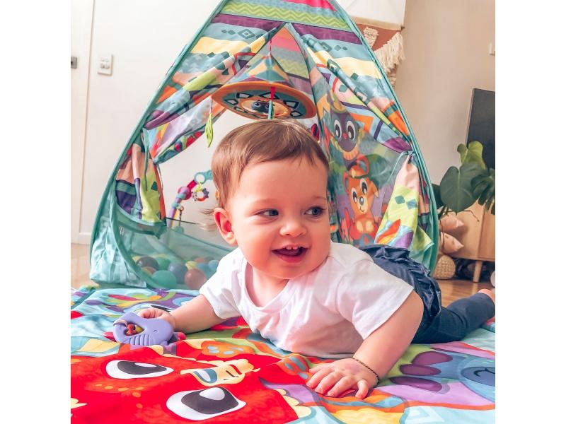 Playgro - Hrací deka Teepee