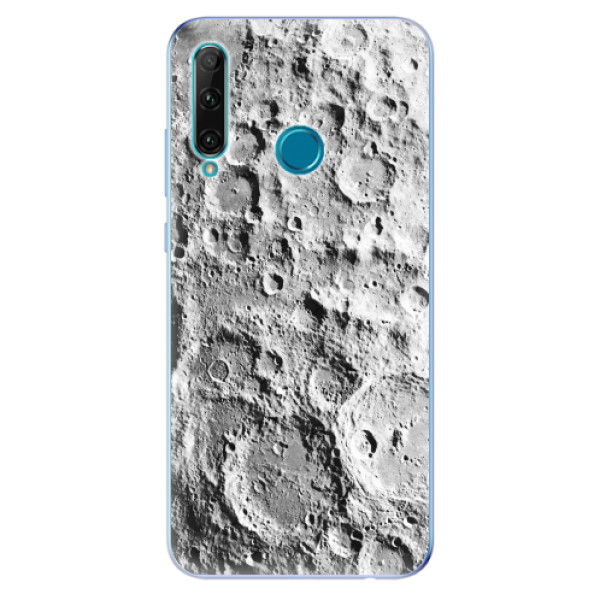 Odolné silikonové pouzdro iSaprio - Moon Surface - Honor 20e