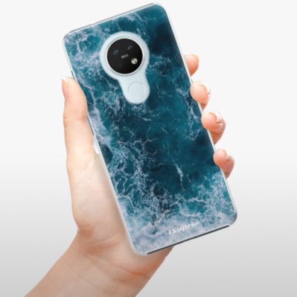 Plastové pouzdro iSaprio - Ocean - Nokia 7.2