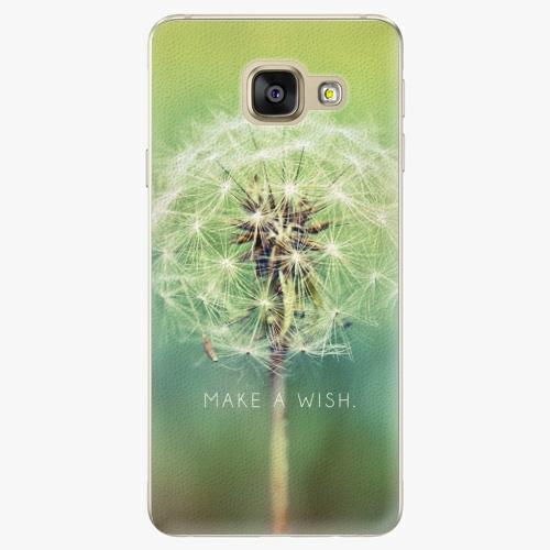 Plastový kryt iSaprio - Wish - Samsung Galaxy A3 2016