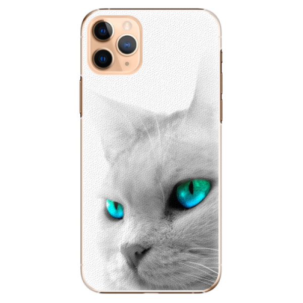 Plastové pouzdro iSaprio - Cats Eyes - iPhone 11 Pro Max
