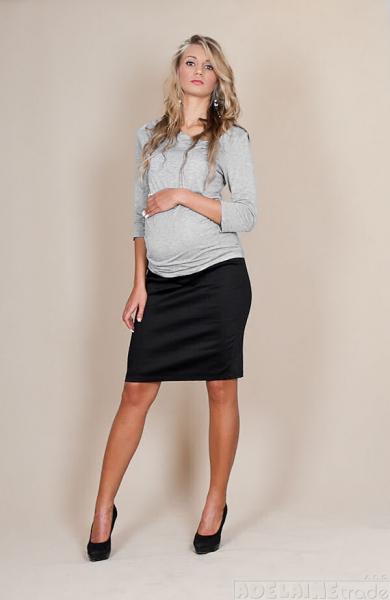 Be MaaMaa Těhotenské sukně Melanie
