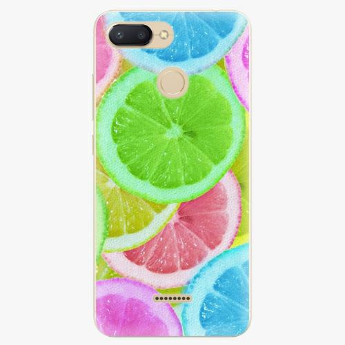 Plastový kryt iSaprio - Lemon 02 - Xiaomi Redmi 6