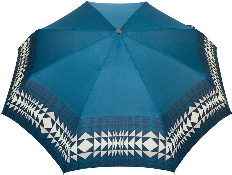 Dámský skládací deštník DP303 - F.P.Parasol - Khaki/uni