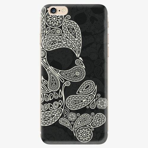 Silikonové pouzdro iSaprio - Mayan Skull - iPhone 6/6S
