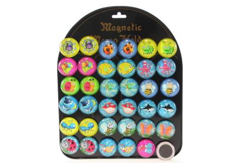 Magnety Veselá zvířátka