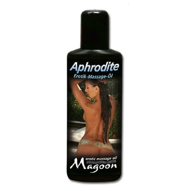 Afrodiziakální masážní olej Afrodité - střední balení 100ml