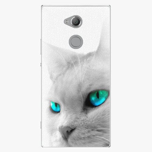 Plastový kryt iSaprio - Cats Eyes - Sony Xperia XA2 Ultra