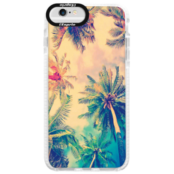 Silikonové pouzdro Bumper iSaprio - Palm Beach - iPhone 6/6S