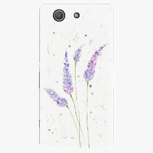 Plastový kryt iSaprio - Lavender - Sony Xperia Z3 Compact