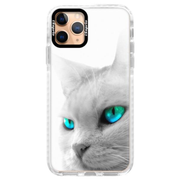 Silikonové pouzdro Bumper iSaprio - Cats Eyes - iPhone 11 Pro
