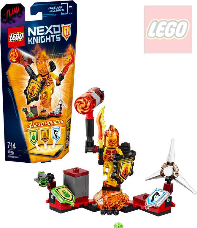 LEGO NEXO Knights Úžasný Flama STAVEBNICE 70339
