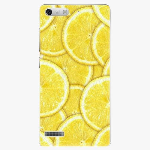 Plastový kryt iSaprio - Yellow - Huawei Ascend G6